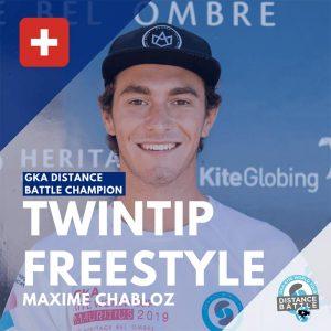 Maxime Chabloz - GKA distance battle 2020