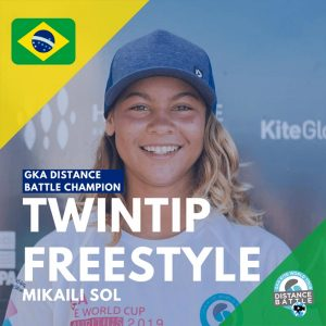 Mikaili Sol - GKA distance battle 2020