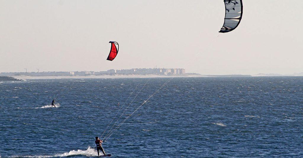 Endroit pour apprendre le kitesurf en France